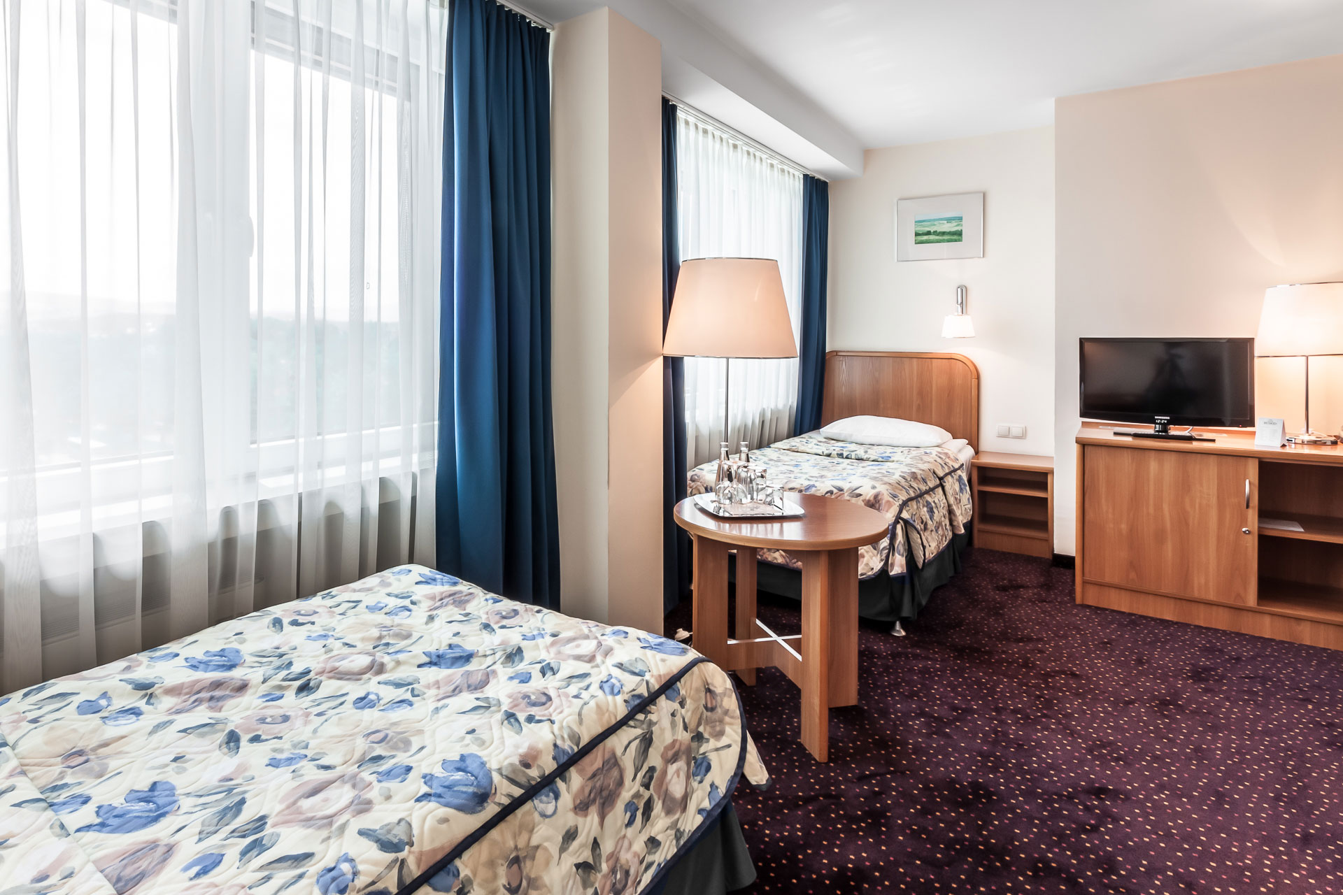Zdjęcie - Standard double room - Hotel Beskid****