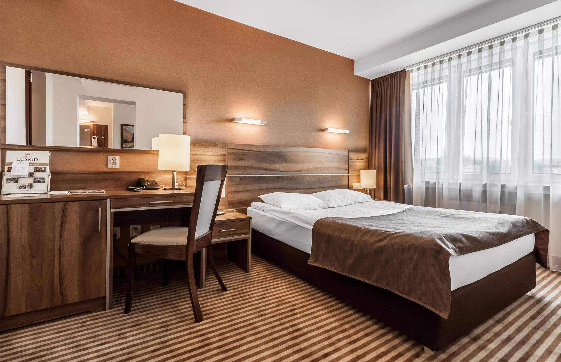 Zdjęcie - Double room - Hotel Beskid****