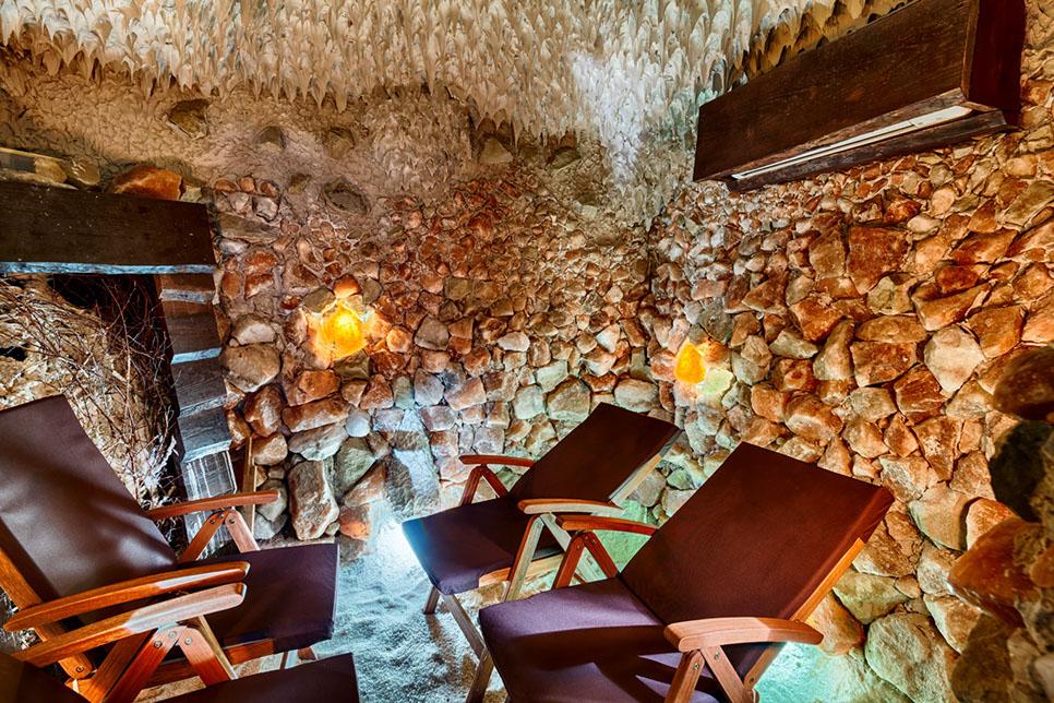 Salt cave - Hotel Beskid****