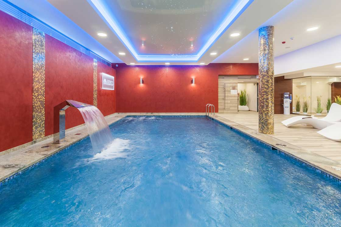 Pool - Hotel Beskid****