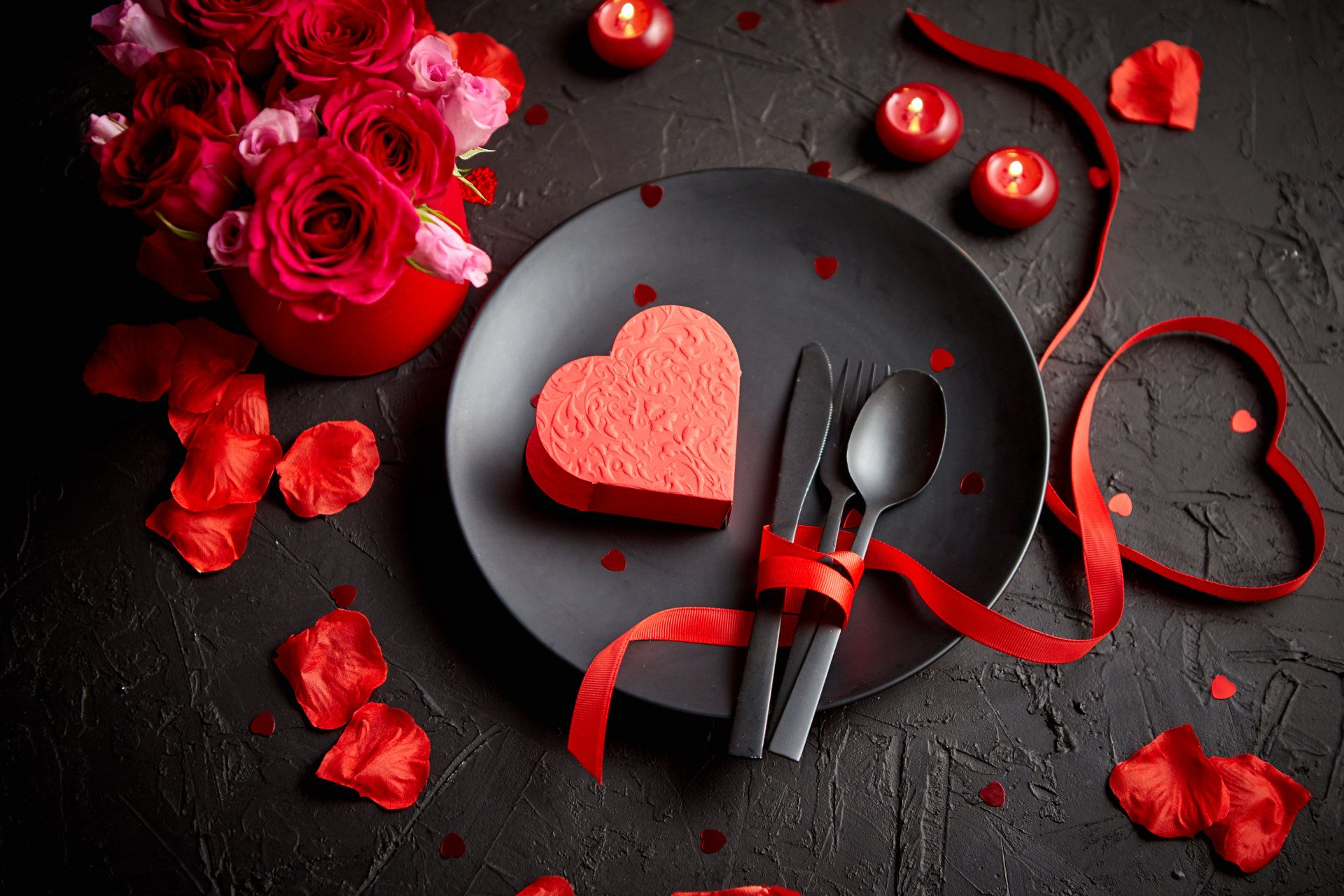 Valentine's Day dinner - Hotel Beskid****