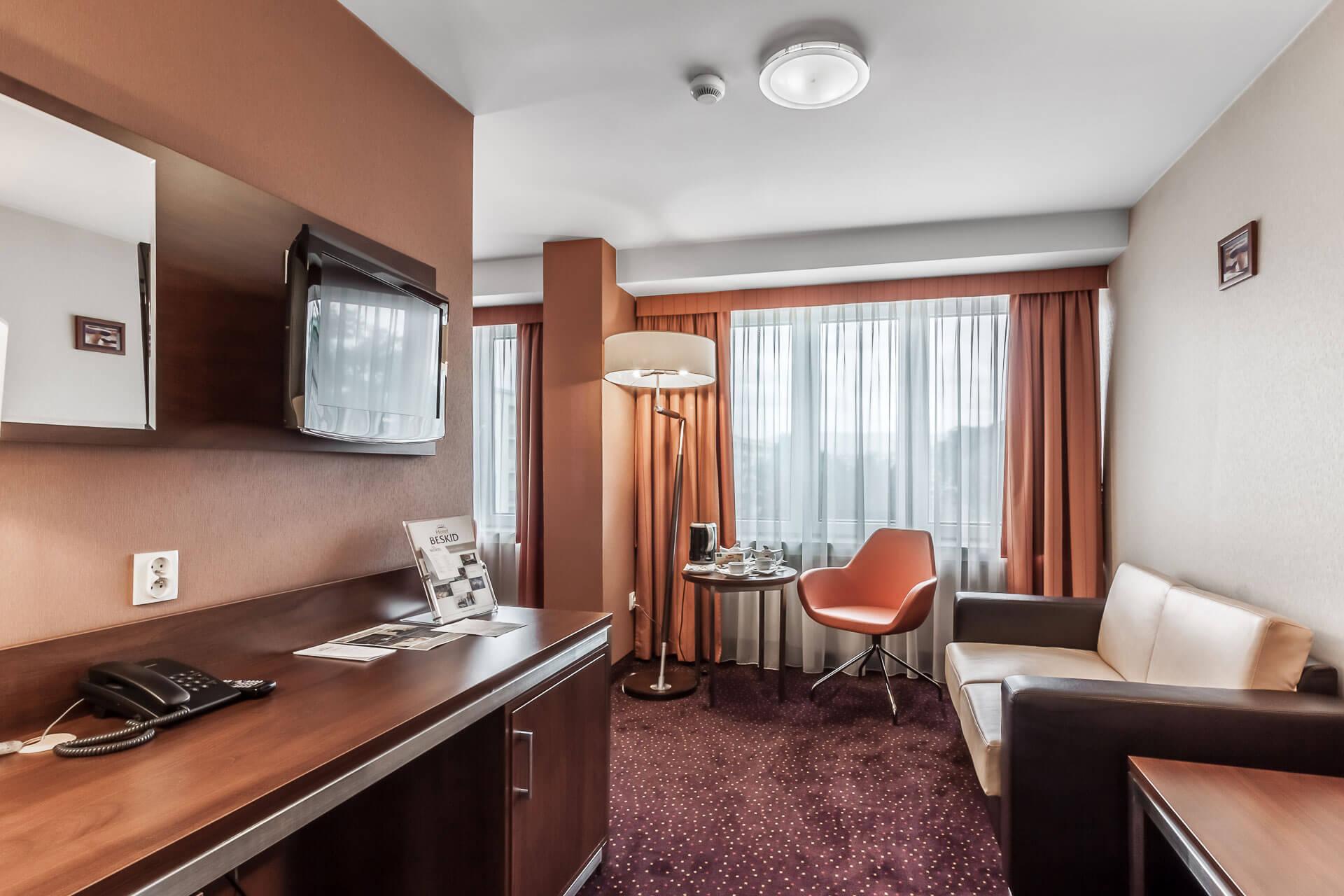 Apartament Superior Lux - Hotel Beskid****