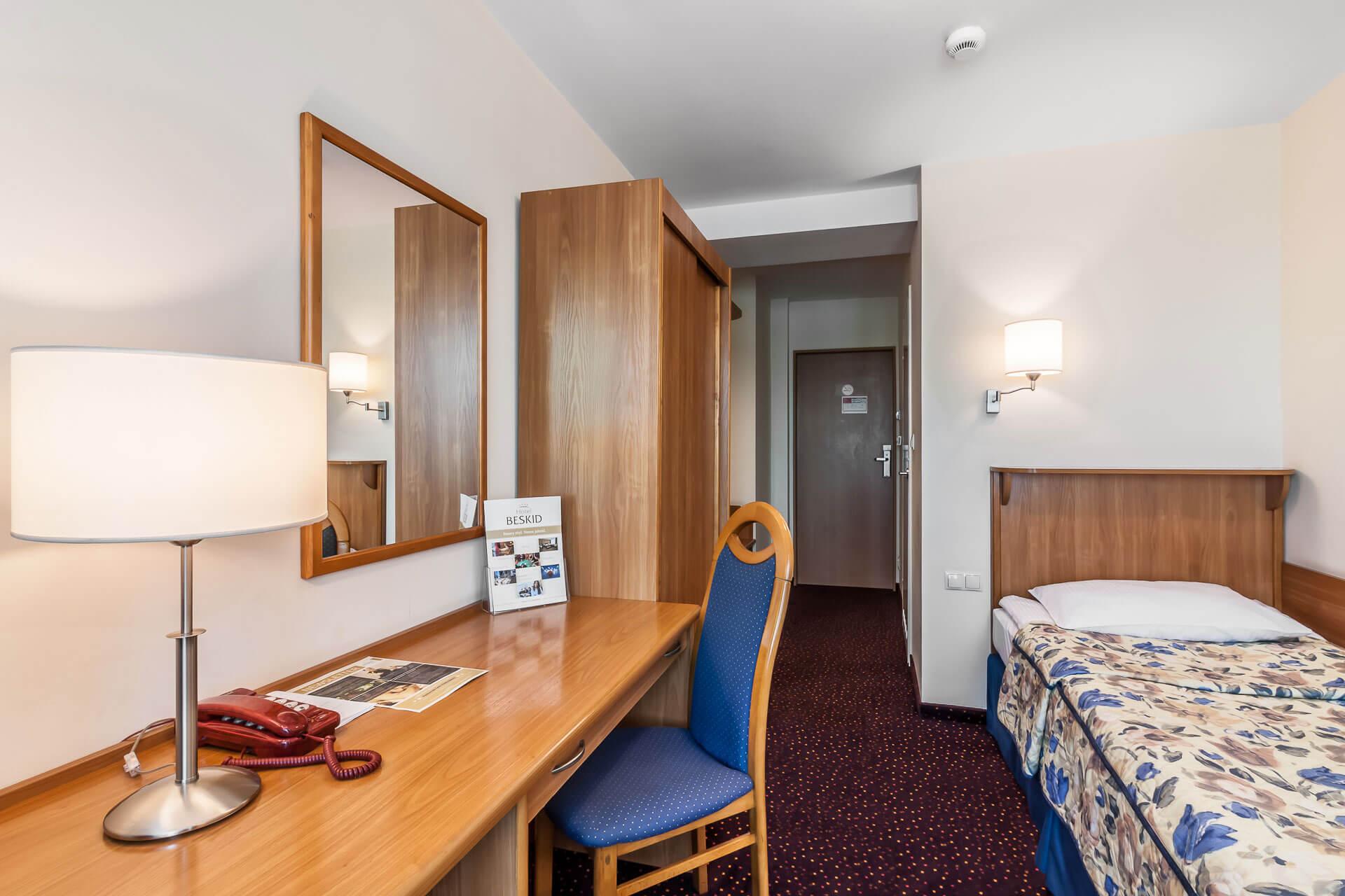 Zdjęcie - Pokój jednoosobowy Standard - Hotel Beskid****