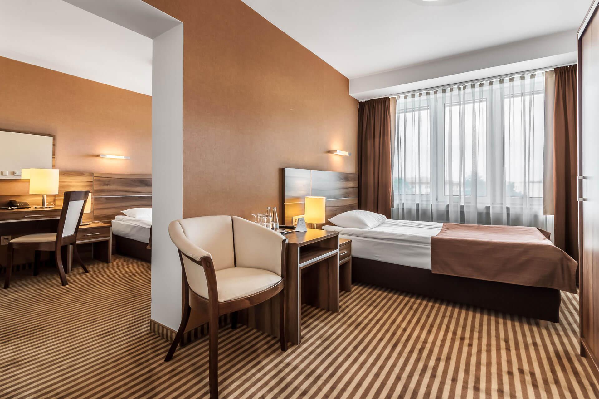 Pokój rodzinny - Hotel Beskid****
