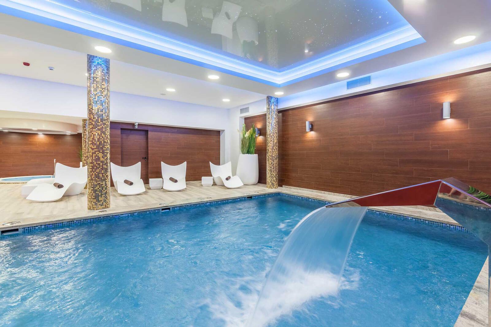 Komunikat o jakości wody basenowej - Hotel Beskid****