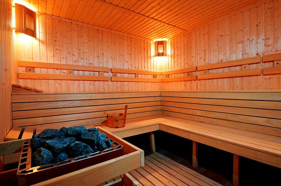 Sauna fińska - Hotel Beskid****